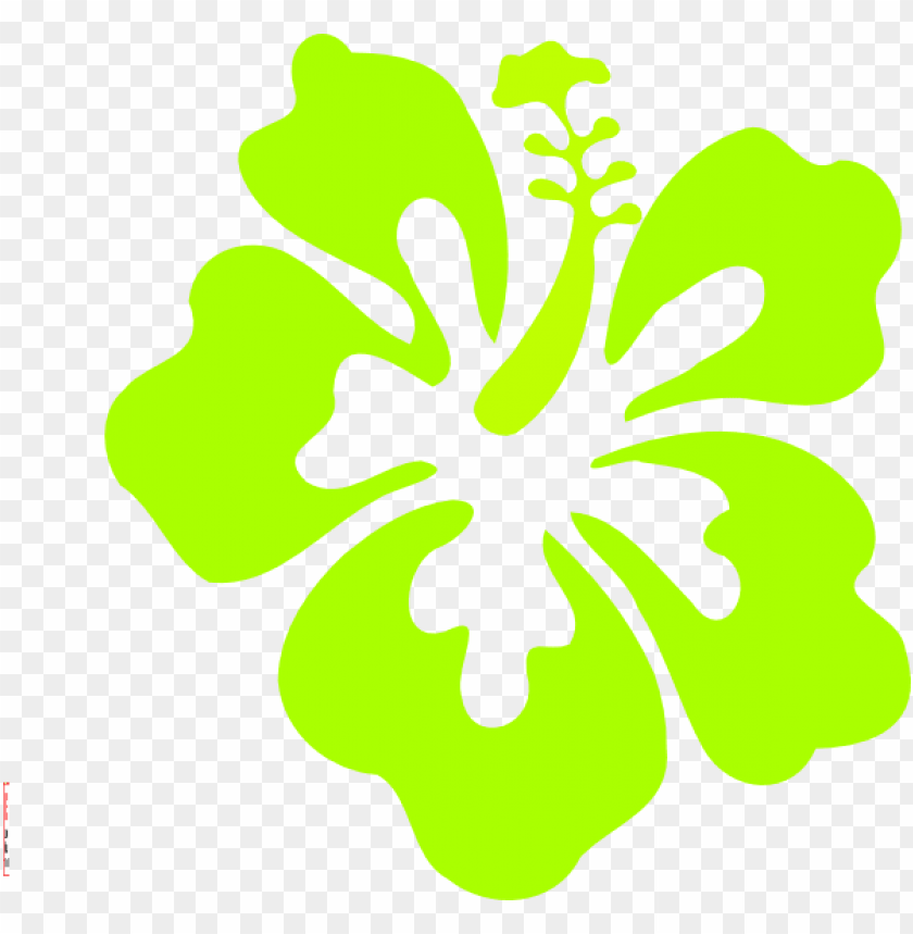 this free clipart png design of coral hibiscus clipart.