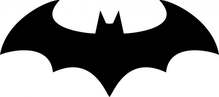 Batman Simbolo Png Vector, Clipart, PSD.