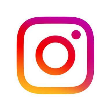 Resultado de imagem para simbolo instagram em 2019.