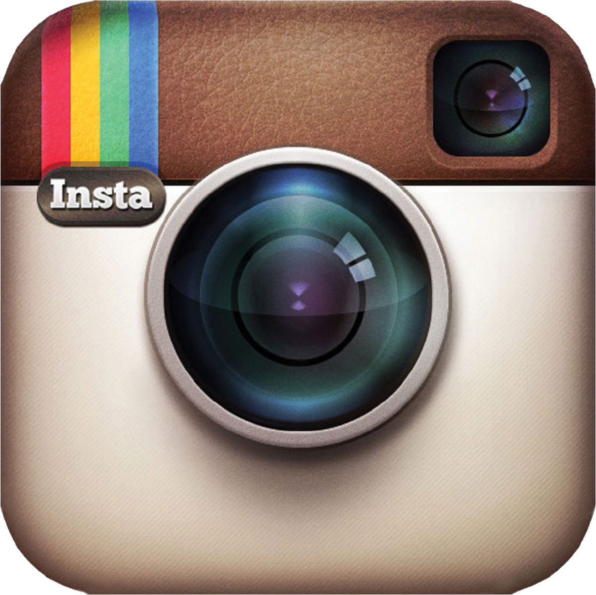 Instagram logos PNG images free download.