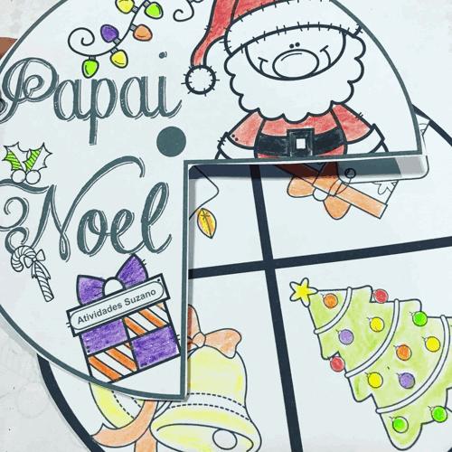 Símbolos de Natal.