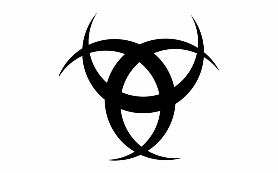 Triskelion Logo Triquetra.