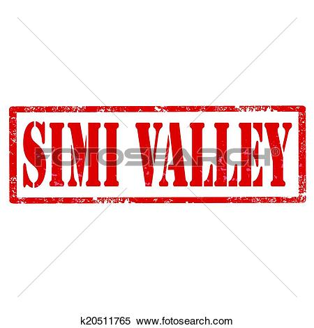 Clipart of Simi Valley.