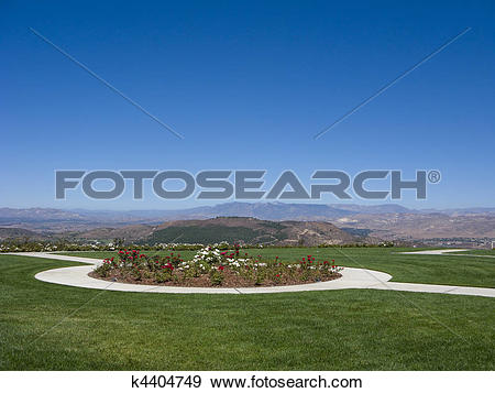 Stock Photograph of City of Simi Valley, CA k4404749.