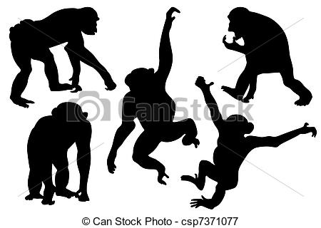 Simian Illustrations and Clip Art. 256 Simian royalty free.
