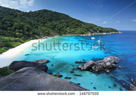 Similan Islands Stock Photos, Royalty.