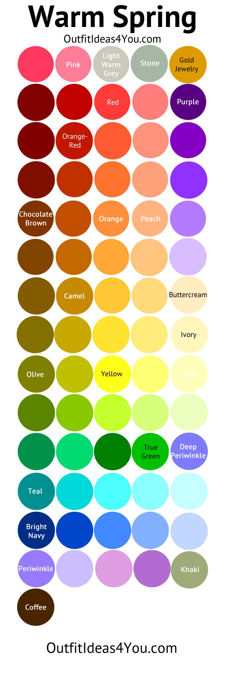 1000+ ideas about Spring Colors on Pinterest.