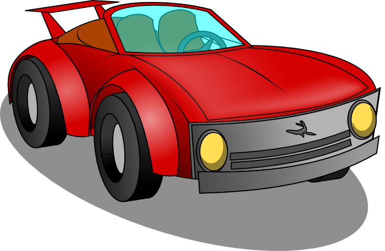 Free Clip art of Toy Car Clipart #3334 Best Dump Truck Toy Car.