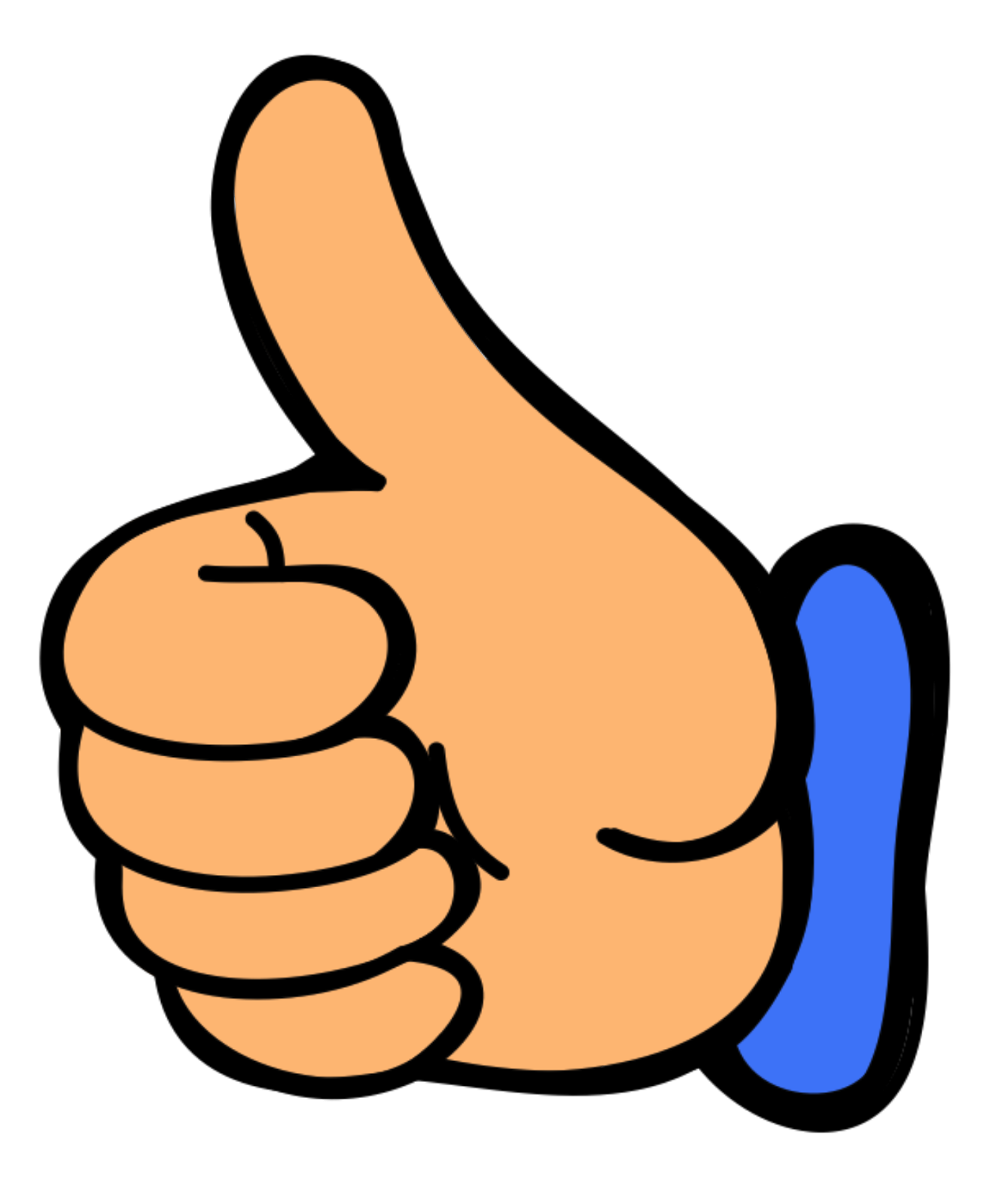 Thumbs Up Clipart (1494) Free Clipart Images — Clipartwork.