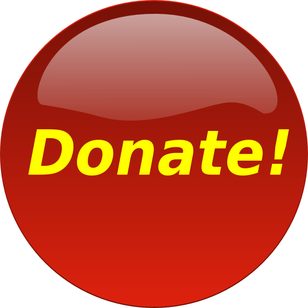 Donations Needed Clipart.