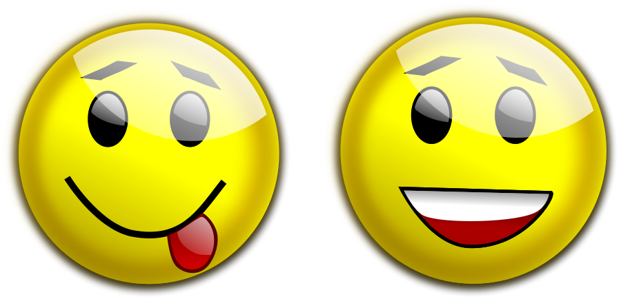 Smileys Clip Art.
