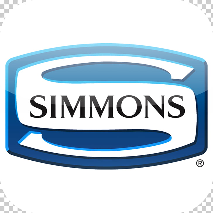 Simmons Bedding Company Mattress Serta, Mattress PNG clipart.