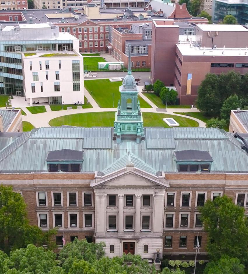 Simmons University.