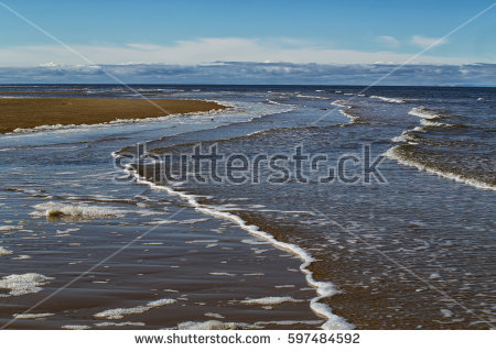 Sandbar Stock Images, Royalty.