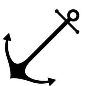 Free Simple Anchor Cliparts, Download Free Clip Art, Free.