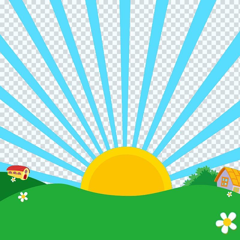 Cartoon , Simple cartoon background Free transparent.