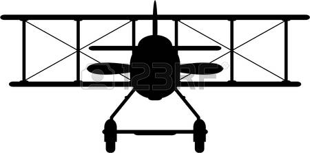 90 Biplanes Stock Vector Illustration And Royalty Free Biplanes.