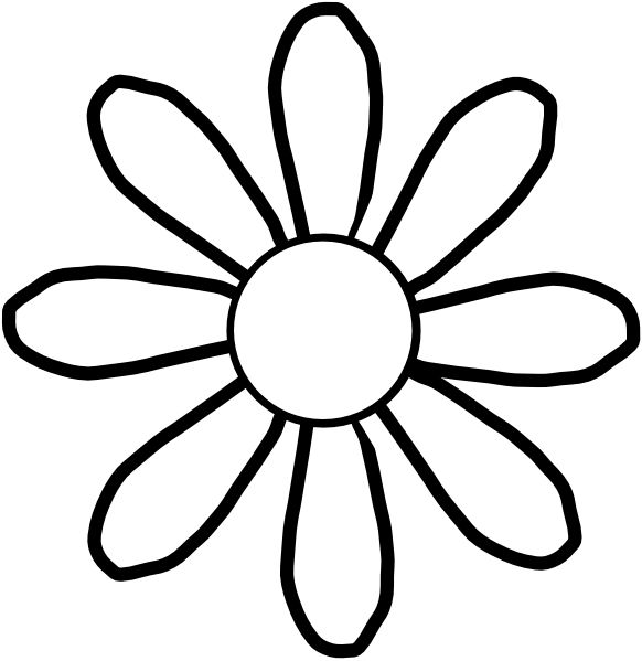 25+ best ideas about Flower Clipart on Pinterest.