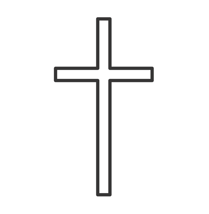 Best Simple Black Cross #10433.