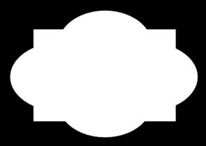 Black Frame Clipart Png.