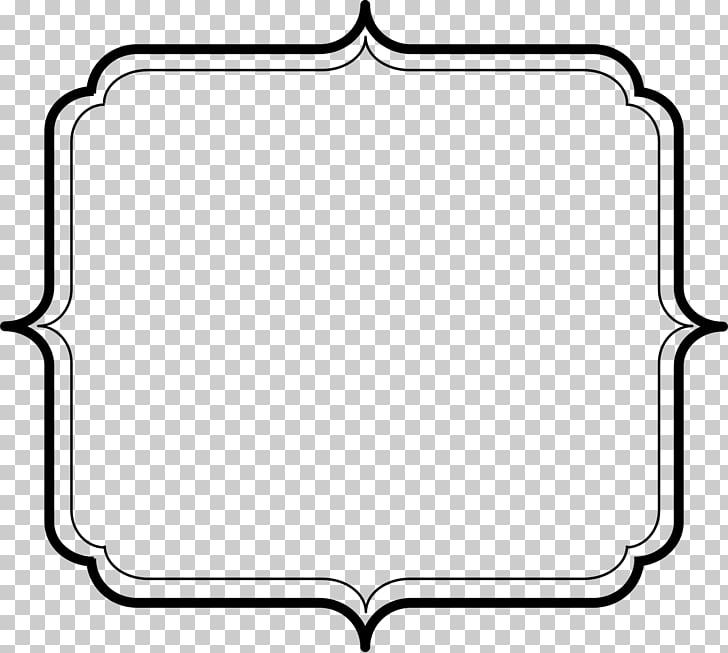 Borders and Frames Frames , simple border, black frame PNG.