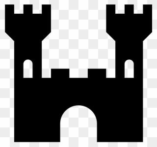 Free PNG Simple Castle Clipart Clip Art Download.