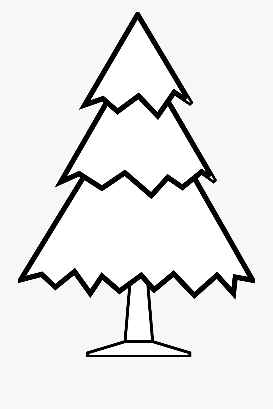 Christmas Clipart Black And White.