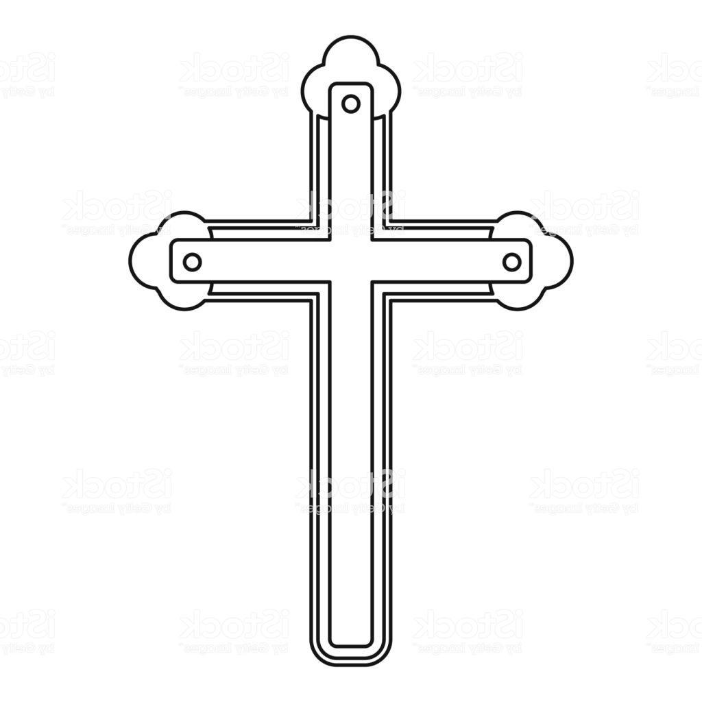 HD Simple Cross Clip Art Vector Design » Free Vector Art.