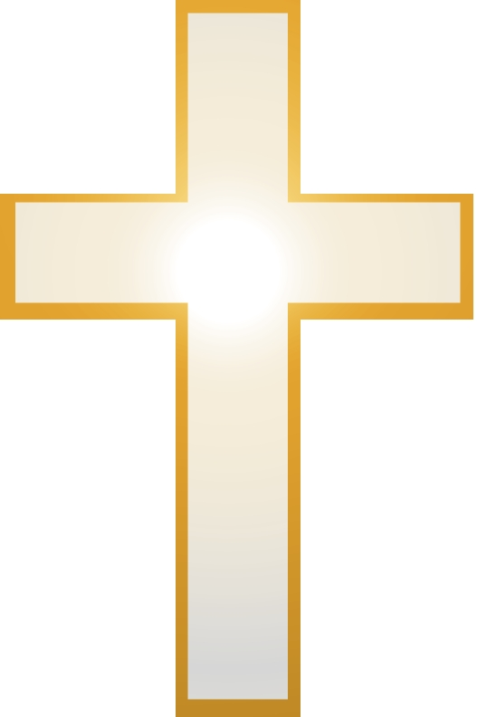 Simple christian cross clipart free clipart images.