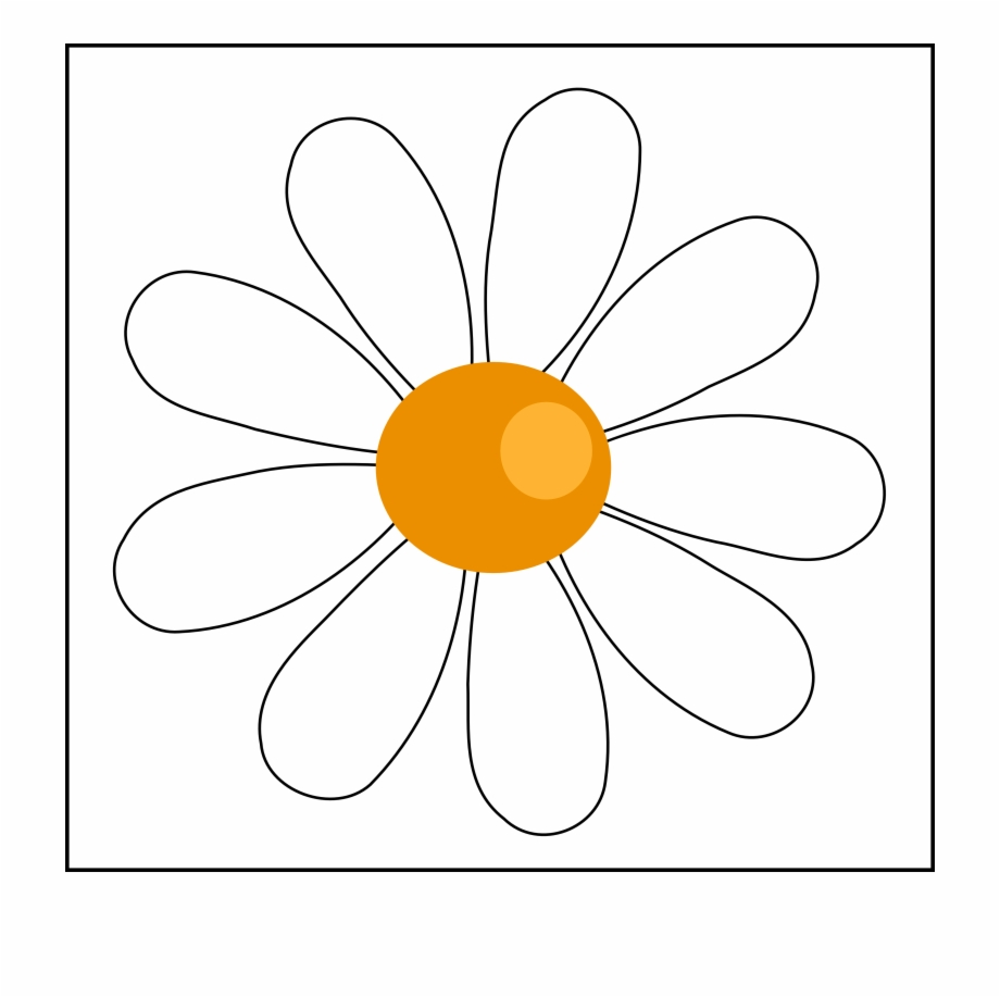 Daisies clipart simple daisy, Daisies simple daisy.
