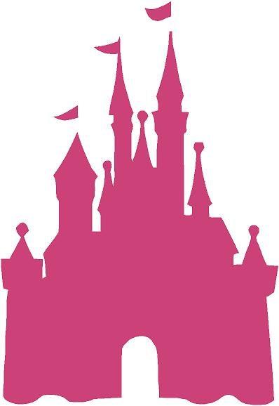 Disney Castle Outline Clipart#2161463.