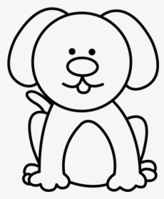 Easy Clipart Dog.