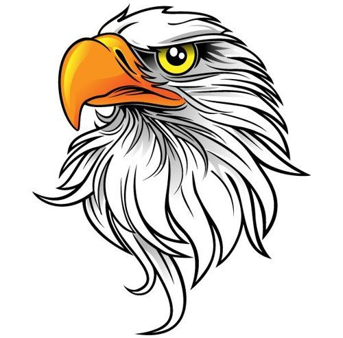44 Images Of Eagle Mascot Clipart You Can Use These Free.