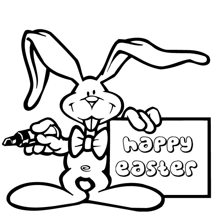 Free Free Easter Bunny Clipart, Download Free Clip Art, Free.