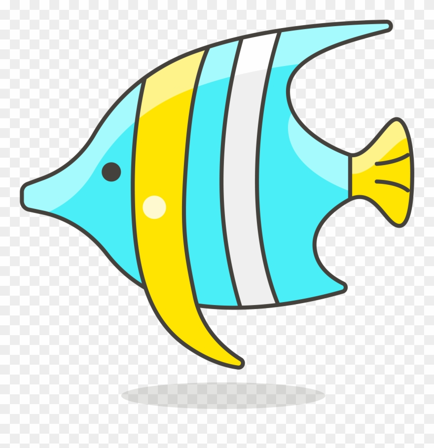 Fish Clip Art Simple Lovely.