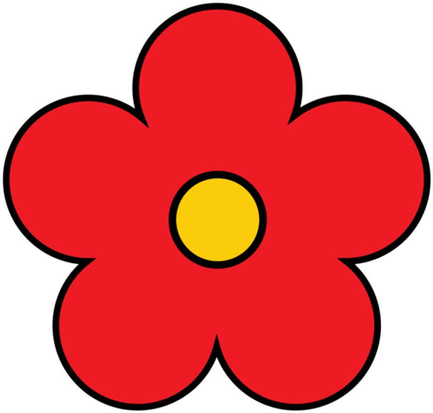 Simple Flower Cliparts Free Download Clip Art Free.