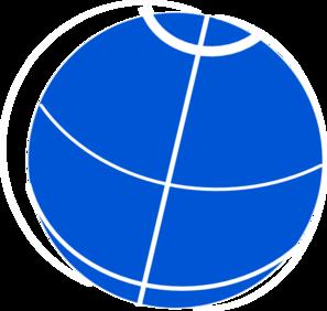 Simple Globe Clip Art at Clker.com.