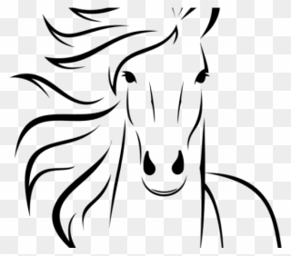 Horse Clipart Easy.