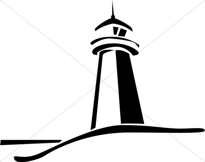 Simple Lighthouse.