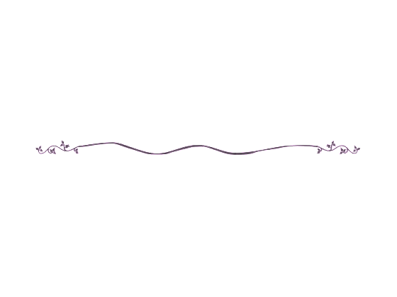 Simple Line Divider Clipart.