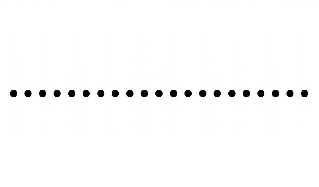 Simple Line Border Clipart.