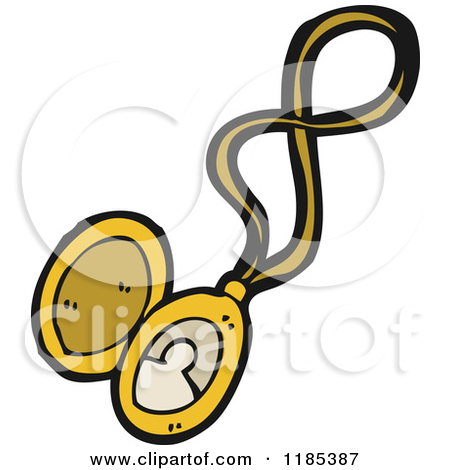 Locket Clipart.