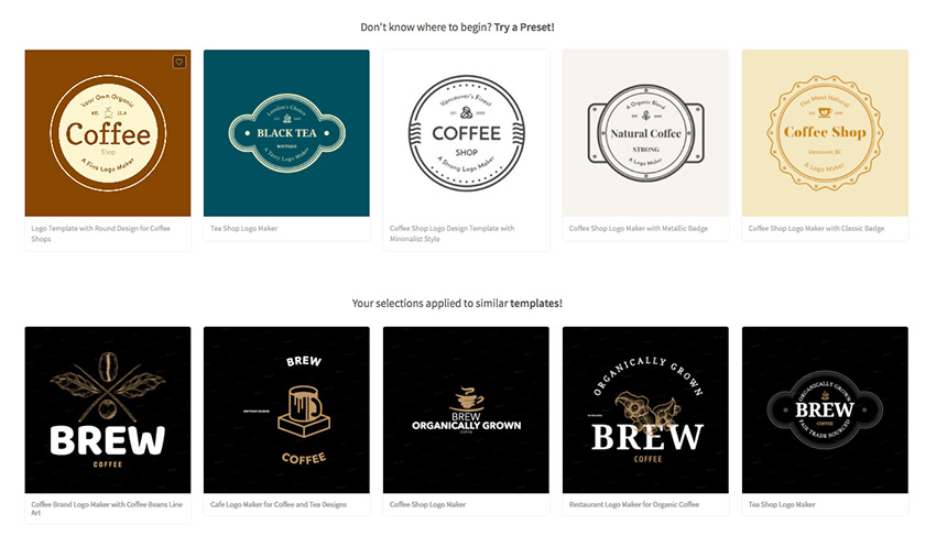 How to Design a Simple (Modern) Logo With an Online App (Fast).