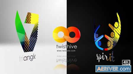 VideoHive Simple Logo Reveal 1 23260671 Free.