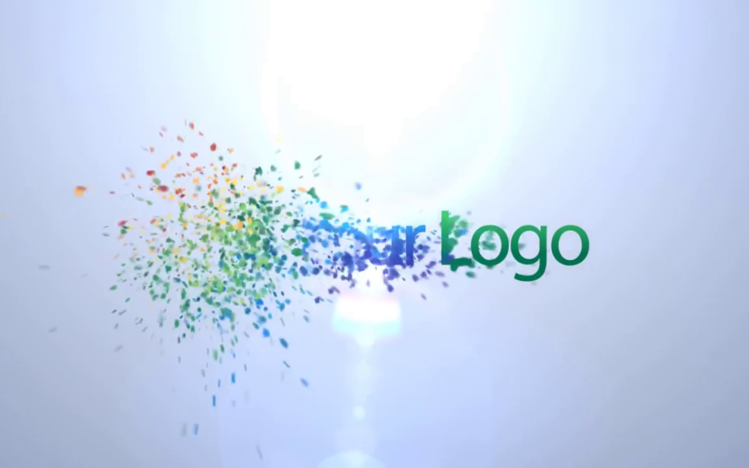 Simple Logo Reveal After Effects Template free.