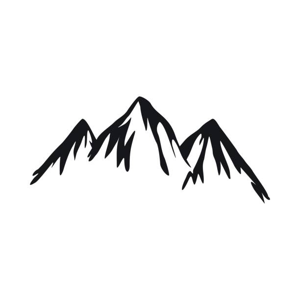 Mountain Clipart Simple.