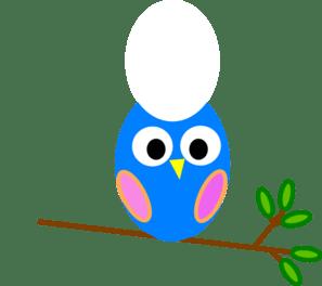Simple owl clipart 1 » Clipart Portal.