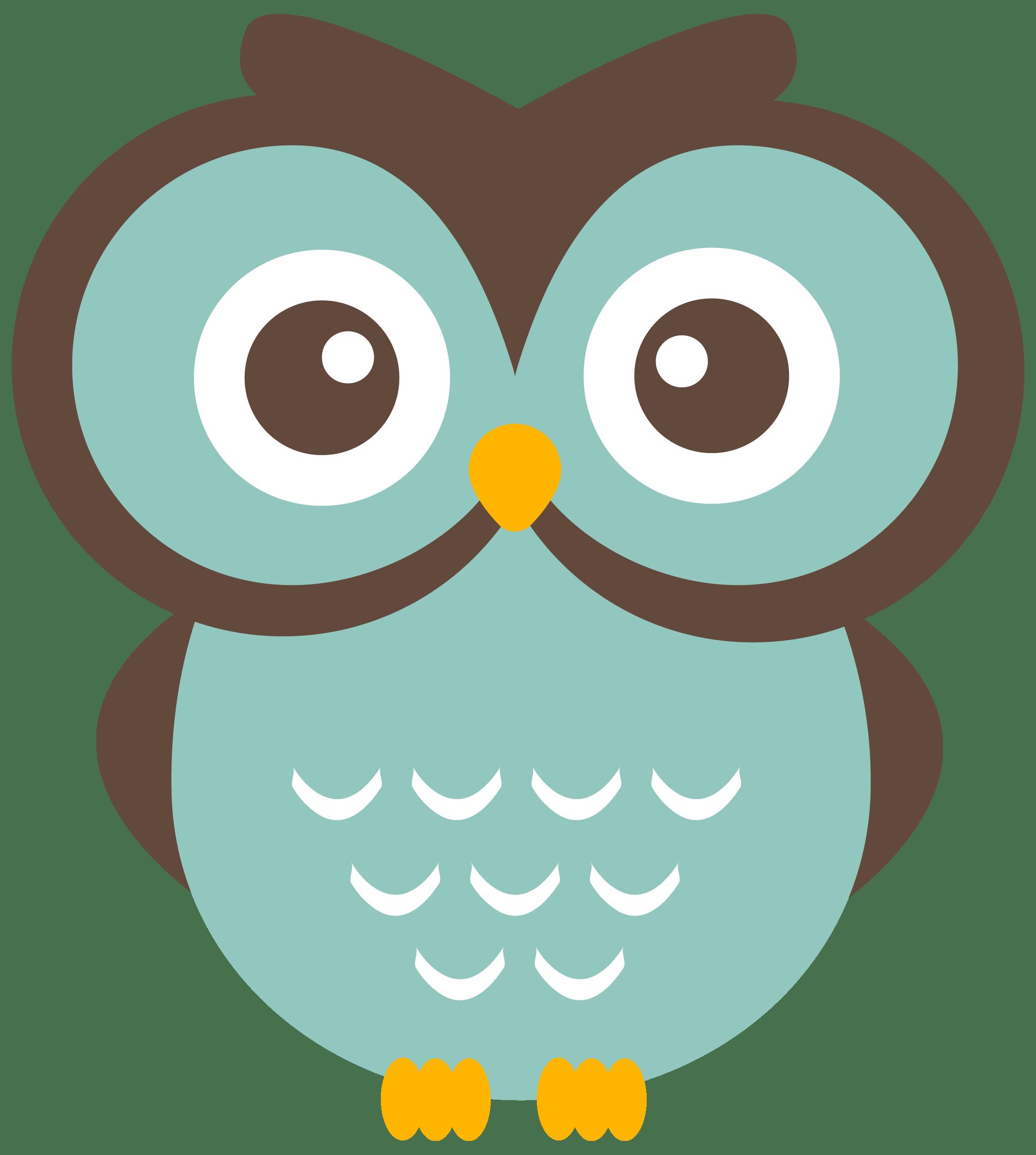 Simple owl clipart 2 » Clipart Portal.