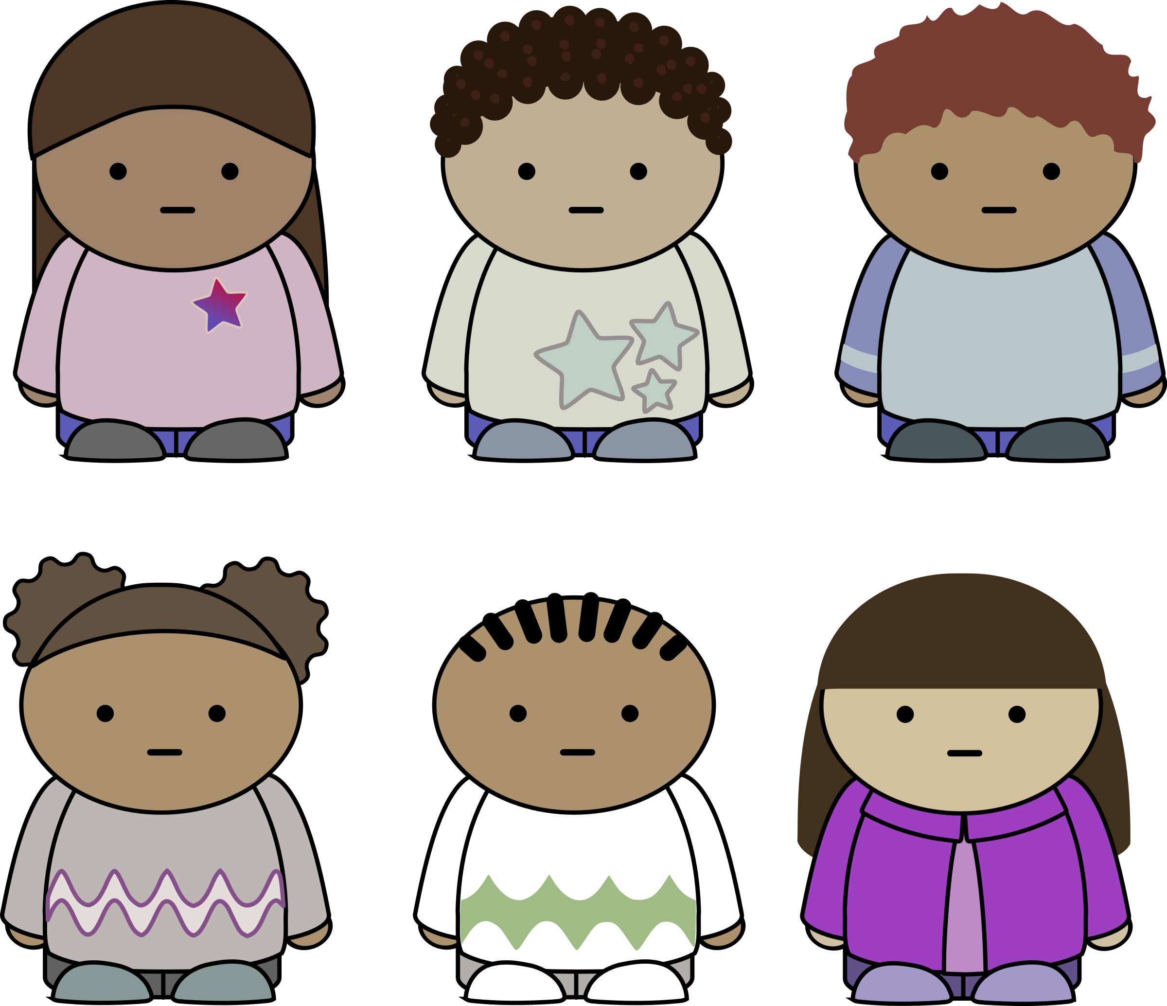 Person clipart simple, Person simple Transparent FREE for.