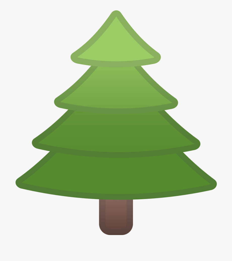Clipart Royalty Free Library Tree Icon Noto Emoji.